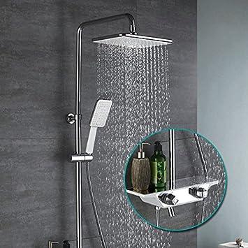 Bijjaladeva Antike Badezimmer Regen Mixer Dusche Regendusche Hahn ...