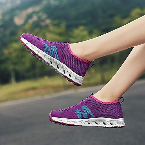 Casual Sneakers Libre Confortable Al Transpirable Malla Aire Las Cu A N Mujeres Shoes ALIKEEY Running SFqXpX