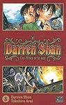 Darren Shan, tome 8 : Les alliés de la nuit (manga) par Shan