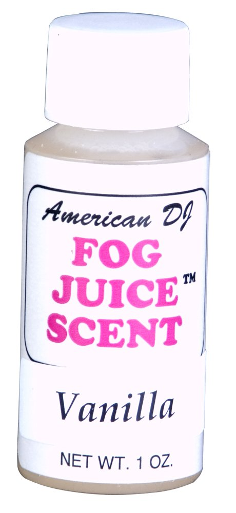 American Dj F-Scent Vanilla Scent For Water Based Fog Juice F-SCENT/VA 12423-A