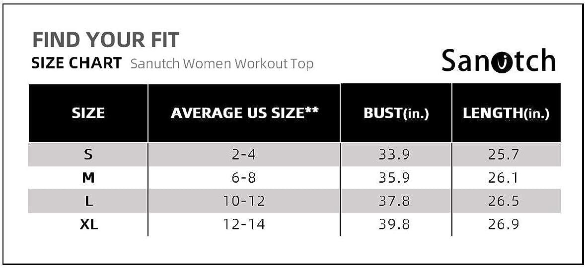 Sanutch Flowy Workout Tops for Women Racerback Tank Tops Muscle Tank for Women Loose Fit