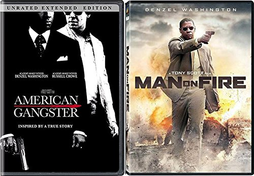 denzel washington movie pack - 5