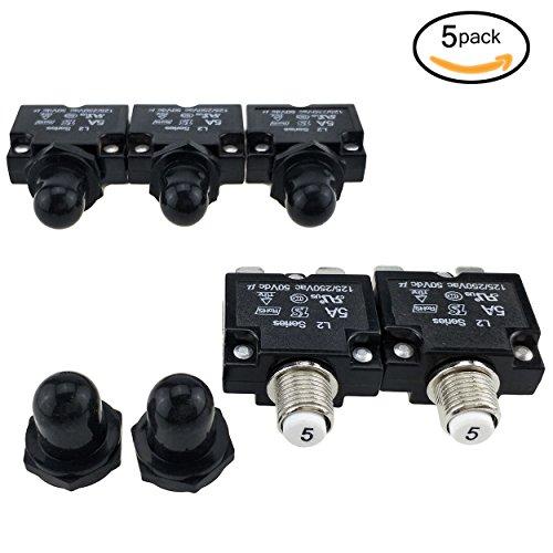 Автоматический выключатель IZTOSS 5PCS 5Amp Circuit