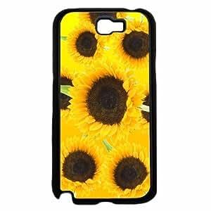 Sunflower - Plastic Phone Case Back HTC One M8