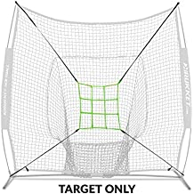 Rukket Baseball/Softball Adjustable Pitching Target | Practice Throwing (Adjustable Strike Zone Target) Frame and Net Sold Separately.