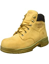 Wolverine Harrison Waterproof Lace-up Steel-Toe EH 6 Work Boot