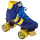 Rookie Retro V2 Quad Skates Blue/Yellow Size UK9/US10/EUR43