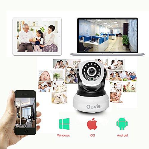 Ouvis-veezon-VZ1-WiFi-720P-HD-Pan-Tilt-Wireless-Smart-IP-Camera-Surveillance-System-for-AndroidiOSiPhoneiPadTablet-White