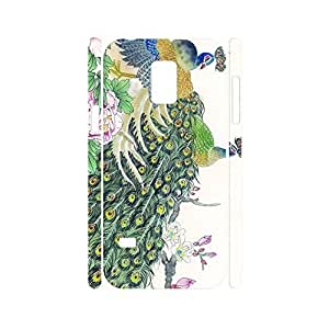 Charm Chinese Style Animal Series Hard Plastic Cover for Samsung Galaxy S5 Mini SM-G800 Case