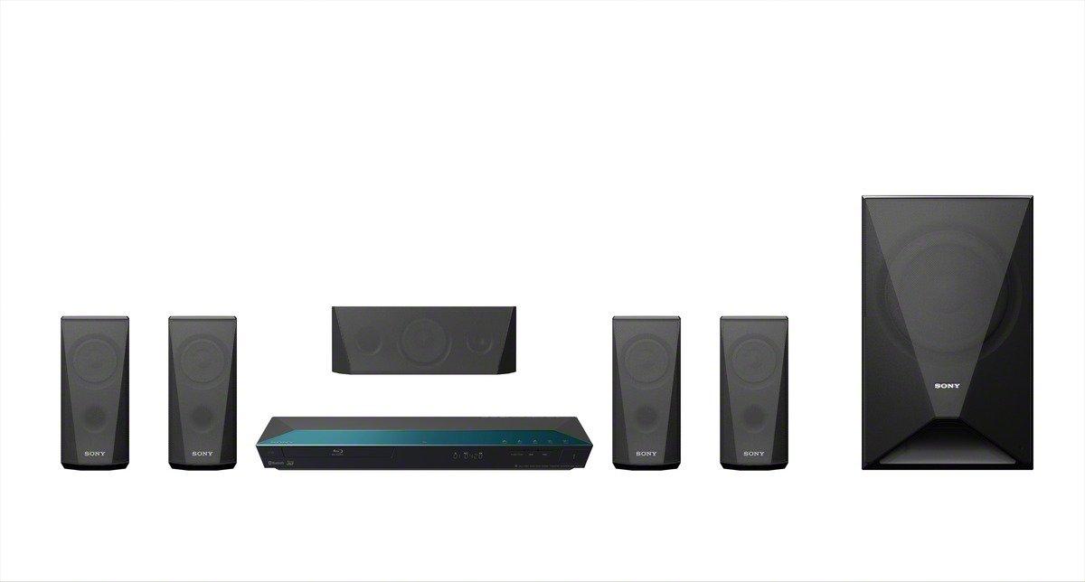 Amazon.com: Sony 5.1 Channel 1000 Watts 3D Blu-ray DVD Surround ...