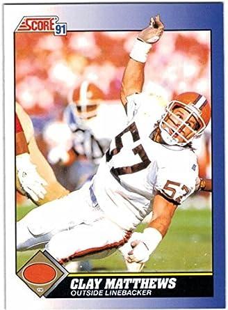 super popular a33e8 d009f Amazon.com: 1991 Score & Rookie Traded Cleveland Browns Team ...