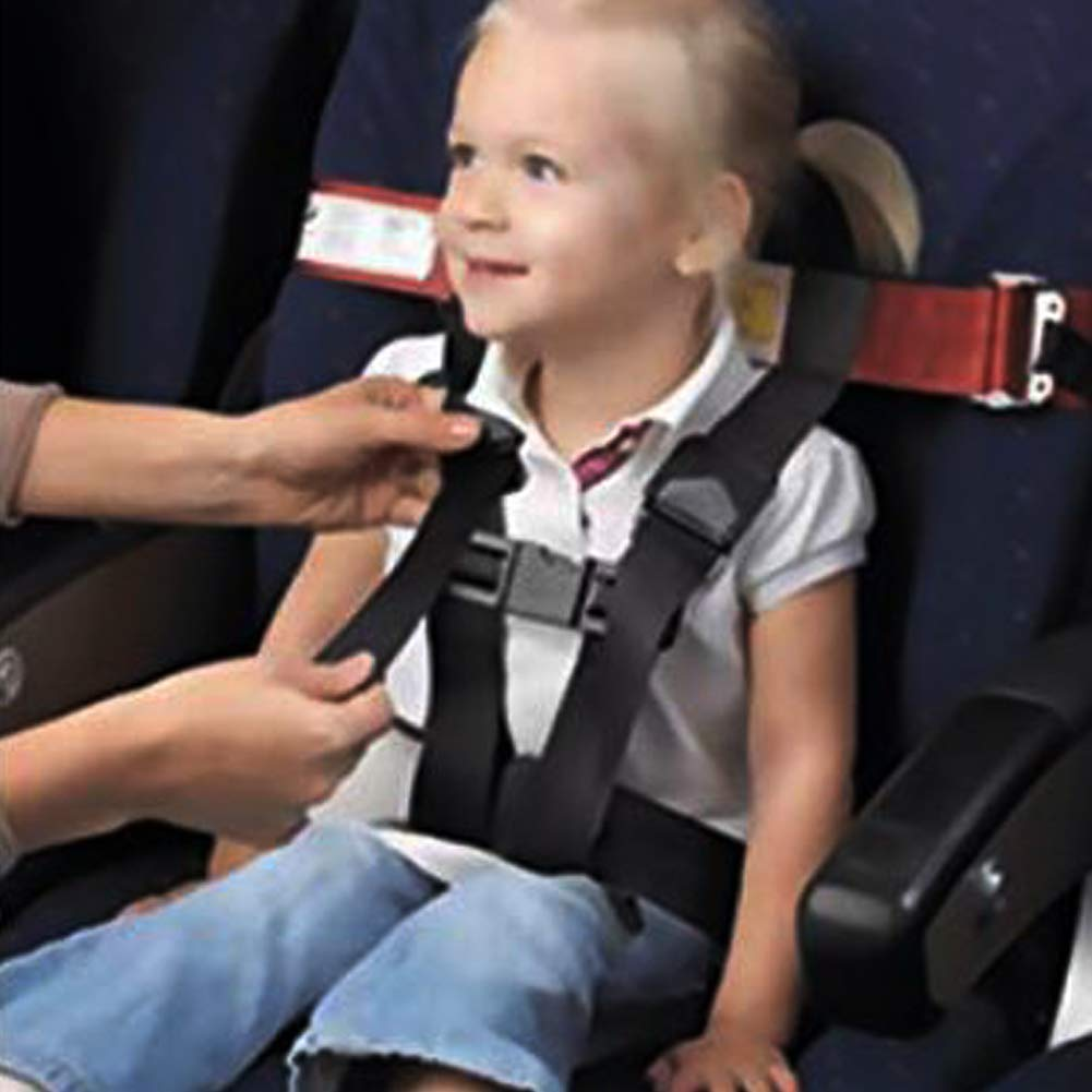 Child Airplane Safety Travel Harness,Care Harness Restraint System-Approved by FAA,Protect Your Child for Airplane Travel Safety by Tlifriant (Image #4)