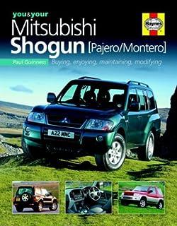 mitsubishi montero 2010 owners manual