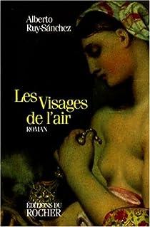 Book's Cover ofLes Visages de l'air