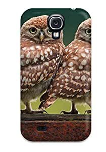 carlos d archuleta's Shop Hot Style Protective Case Cover For Galaxys4(owl)