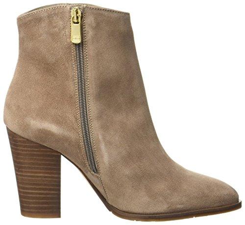 Hg Tommy Grey Hilfiger Taupe Women's Boots 4b L1285opez Beige pCtCHSnr