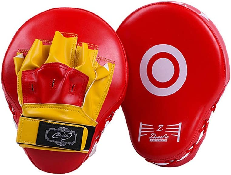 Manoplas de Boxeo curvadas para Artes Marciales Mixtas y Artes Marciales Mixtas YYTFGR