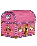 Princess Treasure Chest Treat Boxes