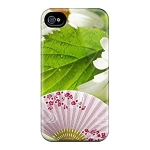 Ideal Cases Covers For Iphone 6(daisies Fan), Protective Stylish Cases