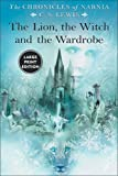 The Lion, the Witch and the Wardrobe, C. S. Lewis, 0060082402