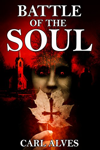 Andy Lorenzo is the greatest exorcist the world has ever known…Carl Alves' supernatural thriller BATTLE OF THE SOUL