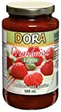 Dora Light Raspberry Spread, 12-count