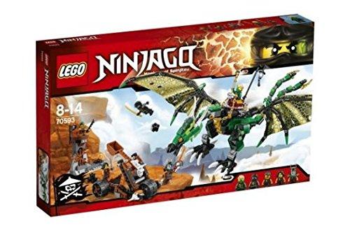 LEGO Ninjago Green Dragon 70593