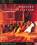 img - for Western Civilization: The Continuing Experiment Since 1560 book / textbook / text book