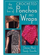 LITTLE BOX OF CROCHETED PONCHOS & WRAPS