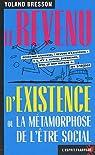 Le Revenu d'existence ou la Métamorphose de l'être social par Bresson