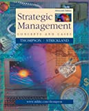img - for Strategic Management: Concepts and Cases book / textbook / text book