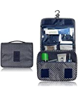 Wastar® Hanging Toiletry Bag Storage Pouch Travel Organizer with Large Capacity