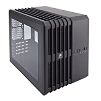 Corsair Carbide Air 240 Boîtier PC Gaming (Fenêtré Mini-ATX High Airflow) Schwarz