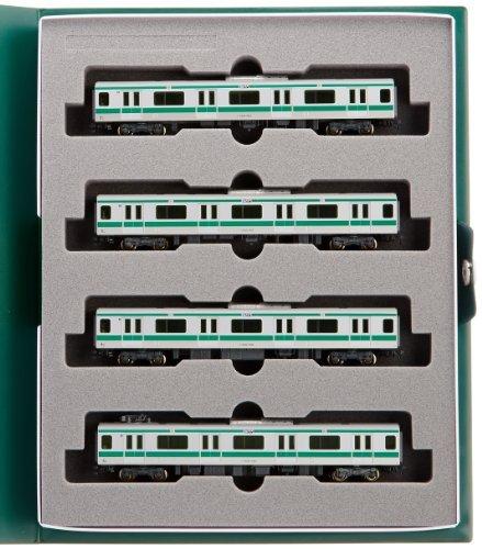 Kato N gauge E233-based 7000 Series Saikyo hematopoiesis 4-Car Set 10-1196 model railroad train