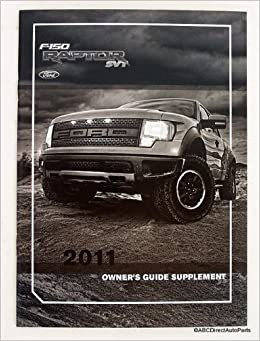 manual ford raptor
