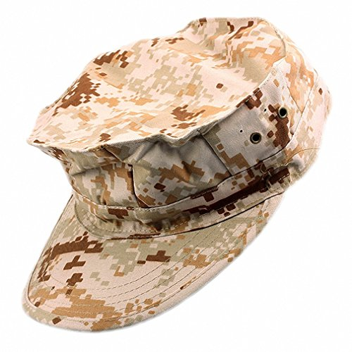 9750bd2866c squaregarden Cadet Army Cap for Men Military Style Hats - Buy Online in  UAE.
