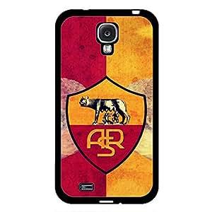Samsung Galaxy S4 I9500 Creative Design As Roma Football Club Logo Hard Phone Case Football Team Logo