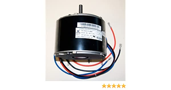 OEM Upgraded GE Genteq 1/4 HP 230v Condenser Fan Motor 5KCP39EGV491S