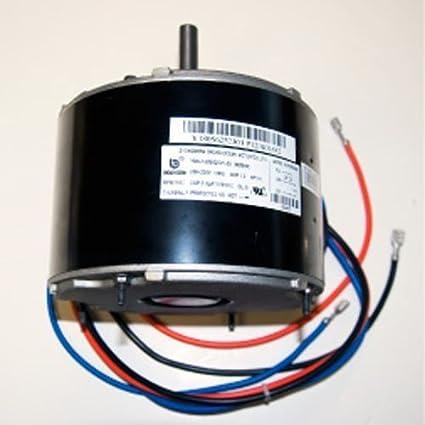 OEM Upgraded Intertherm Nordyne Emerson 1/4 HP 230v Condenser Fan Motor on