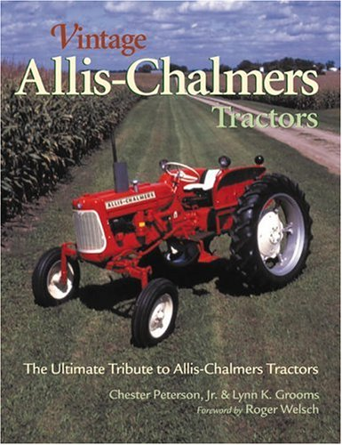Vintage Allis-chalmers Tractors for sale  Delivered anywhere in Canada