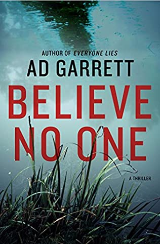 book cover of Believe No One
