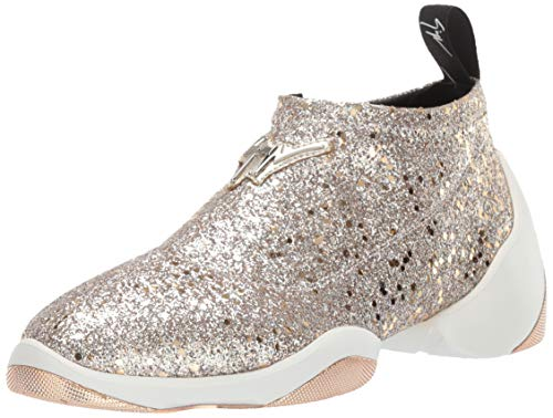 Giuseppe Zanotti Women's RS90026 Sneaker Platino 7.5 for sale  Delivered anywhere in USA