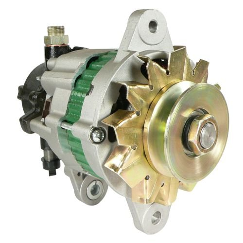 DB Electrical AMT0245 New Alternator For Mitsubik Lift Truck With S4E S6E Engine, Fd-30 Fd-35 Fd-38 Fd-40D, Fd-30 Fd-30B-D Fd-30B-Ds Fd-30D All Years A2T72483 12317 34468-25100