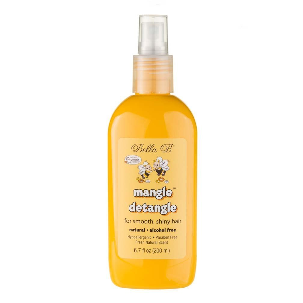 Bella B Mangle Detangle Natural Hair Detangler Bella Brands Inc.