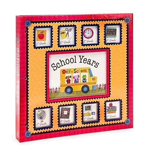 New Seasons School Years Pre-K - 8th Grade Scrapbook Pocket Album Memory Keeper by New Seasons (Image #8)