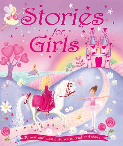 Stories for Girls (Little Monsters Treasury) ebook