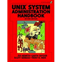 UNIX System Administration Handbook (Bk\CD ROM) (2nd Edition)