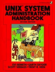 UNIX System Administration Handbook (Bk\CD ROM) (2nd Edition)