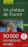 Les oiseaux de France par Chantelat