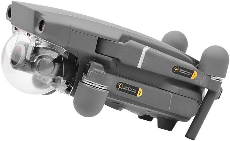 for Mavic 2 Pro iMusk Transparent Gimbal Camera Crashproof Cover Protector Holder for DJI Mavic 2 Pro//Zoom Drone DJI Accessories